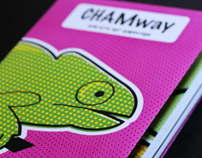 ChamWAY или путь арт-директора