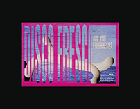 Poster- Disco Fresco - Deep Love Factory
