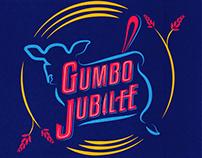 Gumbo Jubilee Logo Design