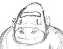Jambo - Character Design