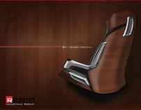 REZCO Luxury Audithorium Chair