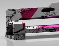 UrbanBench Concept. Mod1.