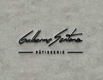 Guilherme Santana - Pâtisserie | Identidade Visual