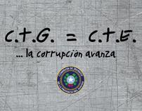 CTG = CTE
