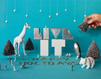 Live it - Happy Holidays