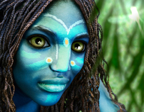 Na'vi Avatar transformation