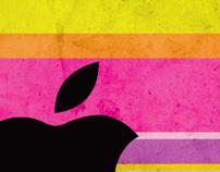 iPhone Wallpaper | POP Retro Mac
