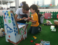 krtoKids (cardboard furniture for Kids)
