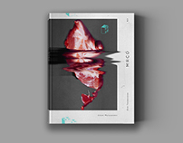 "Artbook ""MEAT"" based on the novel by Alex Malyshenko"