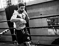 photoshoot Giovanni De Carolis: In the ring