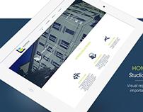 Web Site - Architecture Studio