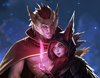 Rakan And Xayah Reveal - League of Legends