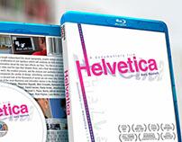 """Helvetica"" Film: Alternative Poster & Package"
