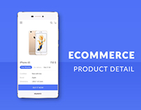 Ecommerce Product Detail Ui Kit