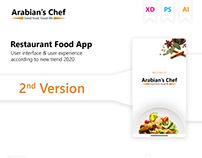 Restaurant Food App Vol.#2