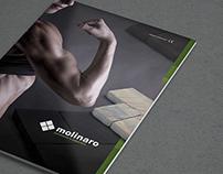"""Brochure """"Molinaro"""""""