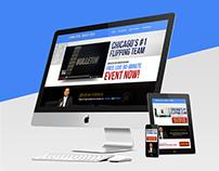 Website Design - Chicagoflipping