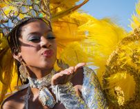 Les couleurs du carnaval / Los colores del carnaval