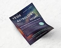 Vedic Astrology Night Event