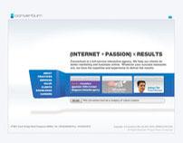 convertium website