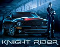 Knight Rider - Facebook App