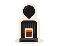 Nespresso Machine GIF