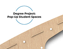 Pop-Up Relaxing Spaces