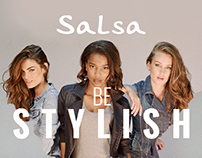 Salsa Denim Fit Guide  #SalsaJeans
