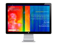 KCRW's Sounds Eclectic website