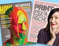HOW Magazine Covers