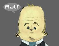 Ralf :: Character Design