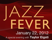 Jazz Fever Invites
