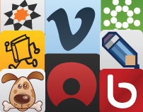 Social Iconset