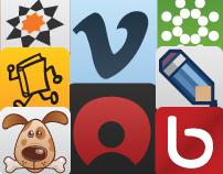 Social Iconset