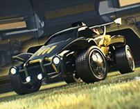 Team PWR - Rocket League Announcement