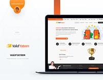 Vakıf Yatırım UI/UX Design