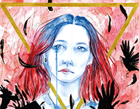 Lady Bird-Poster Design