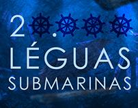 Arte - Vinte Mil Léguas Submarinas