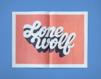 Some of My Work - Lettering magazine