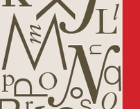 History of Typographic Design