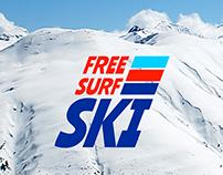 Free Surf Ski