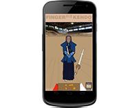"""Game App: """"Finger Kendo"""""""