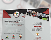 Brochure Conference Palestinian National Security