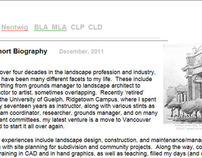 Contact and Biography