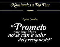 Promesas / Top Ten P&M