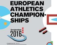 EK Atletiek 2016 Bid book - 2011