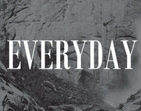 The Every Day Project Series I