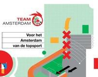 Brochure: TEAM AMSTERDAM - 2011