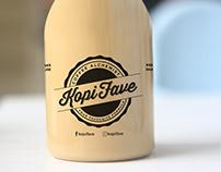 kopifave branding