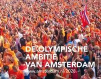 Advertentie: Olympische Ambitie Amsterdam - 2011